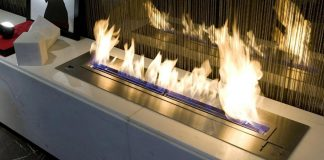 How Does an Ethanol Fireplace Work?