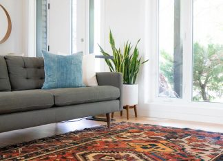 14 Tips for Decorating with Antique Rugs