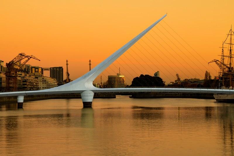 bridge Argentina