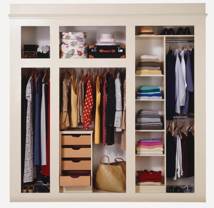 no clutter in small spaces