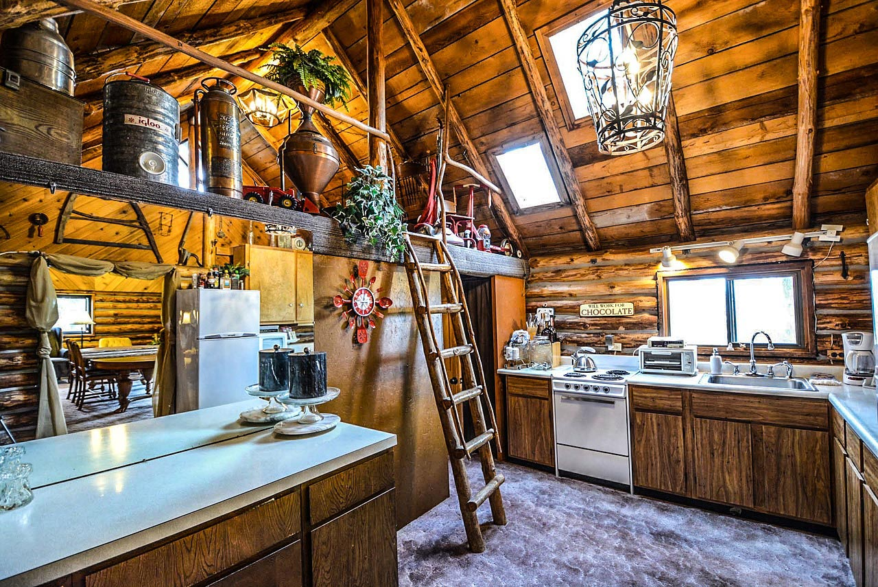 Effective Decorating Ideas For Rustic Cabins - CAANdesign ...