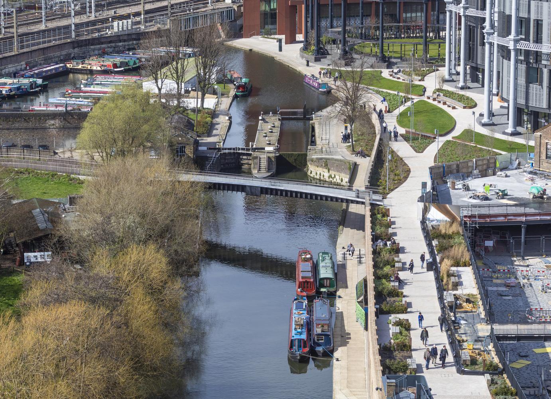 canal corridor