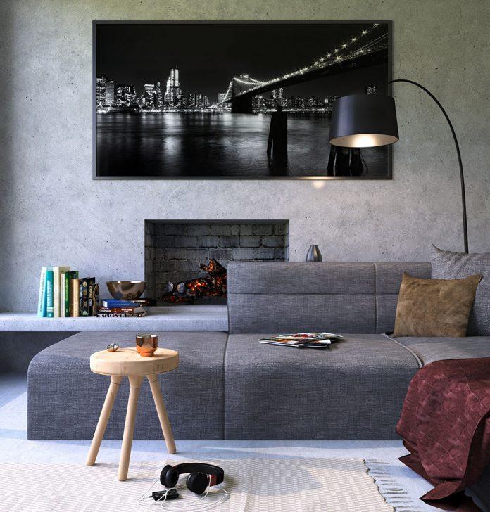 strategic lightning for chic living rooms
