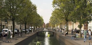 project the Hague Canals