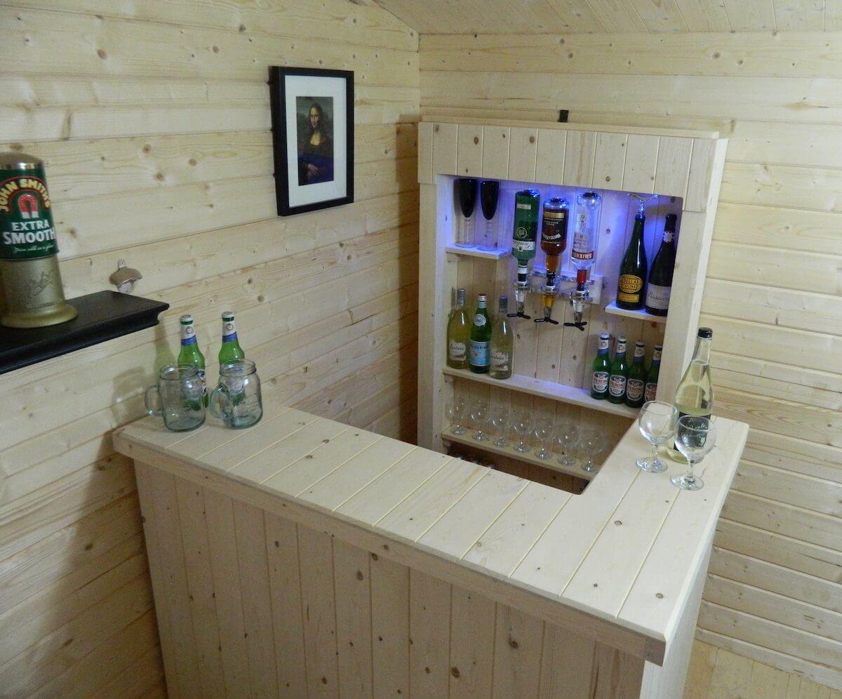 Chic Home Bar Ideas That Ll Make You