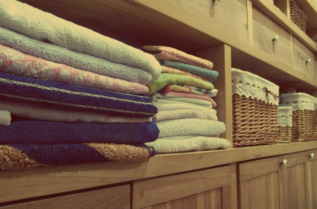 organize your laundry room efficiently
