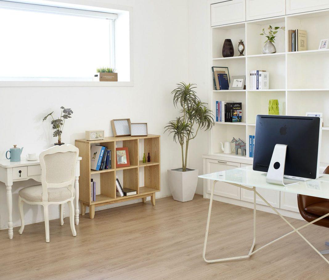 organize space