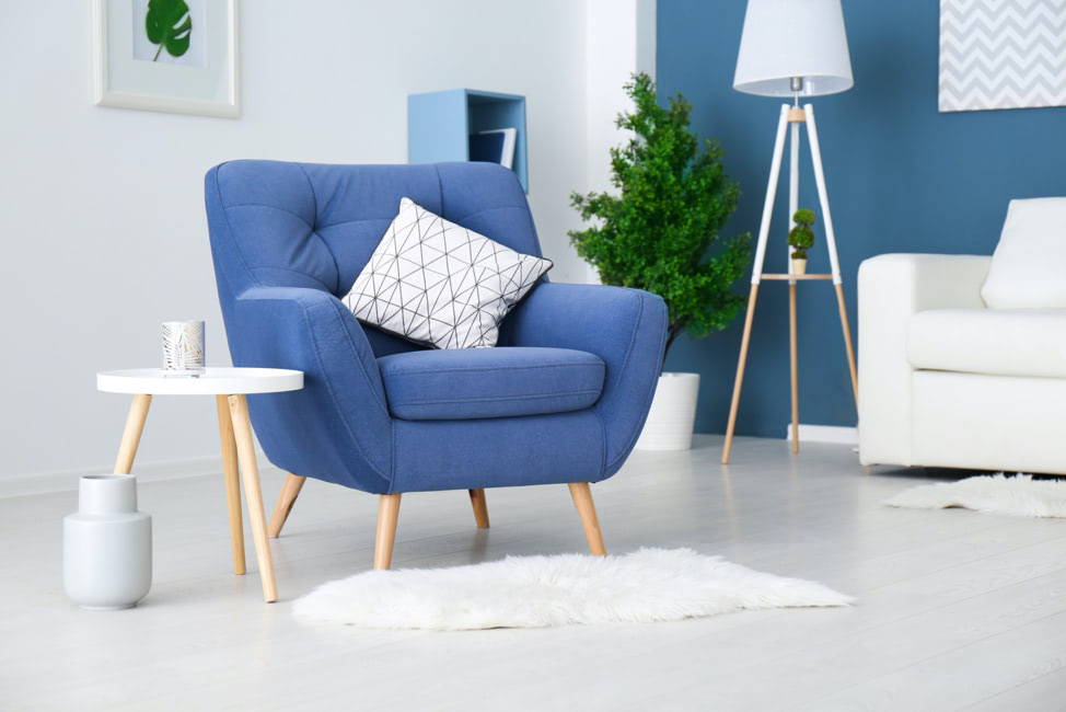 Color of the Year: Decorating with Classic Blue