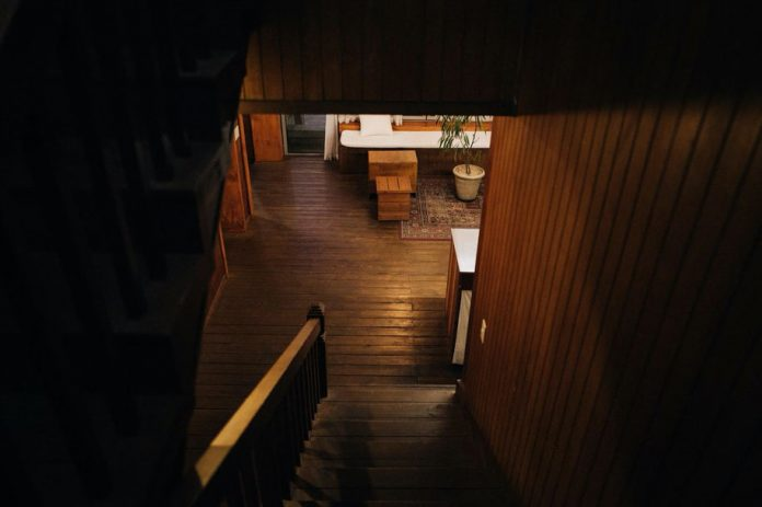Hardwood provides a natural and organic feel to every home