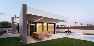 Tangent House Architecture
