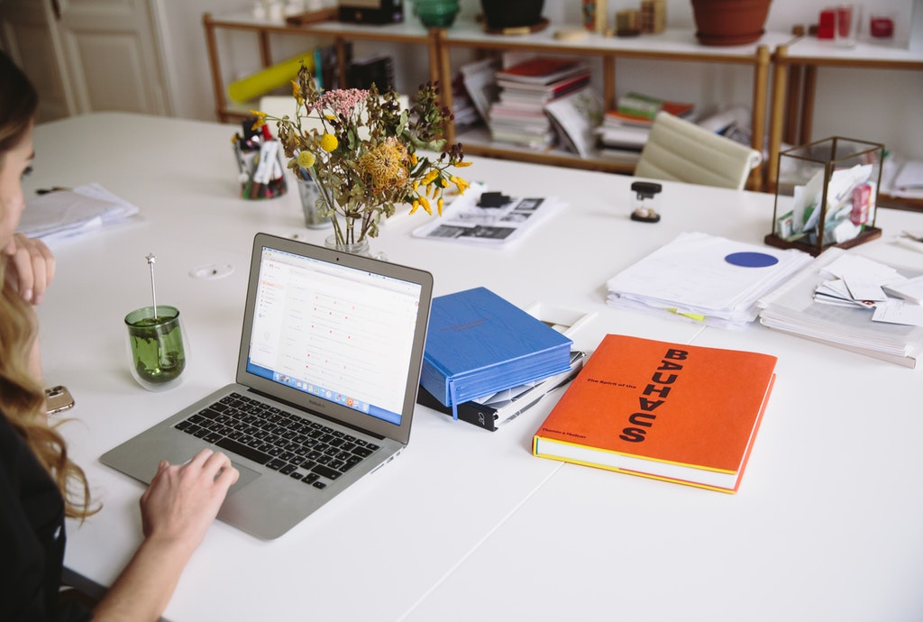 workspace for people with disabilities