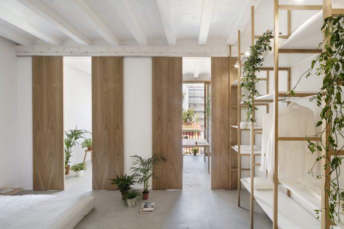 San Antoni Lofts/ Román Izquierdo Bouldstridge Studio