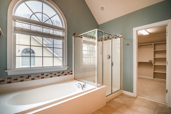 seven smart ways to renovate your master bathroom