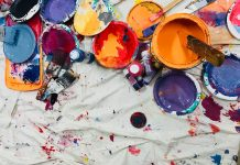 5 Tips and Ideas For Kids Painting At Home