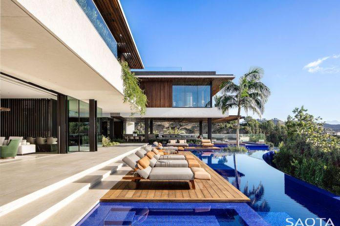 SAOTA's Hillside home in Los Angeles