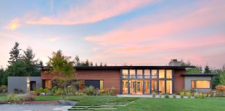 Olympia Prairie Home by Coates Design