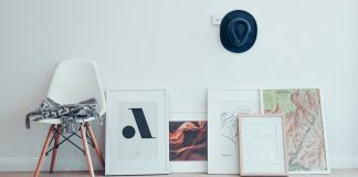 DIY Photo Wall Ideas and Wall Hangings