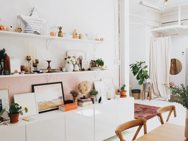 The most popular home interior designs of 2020