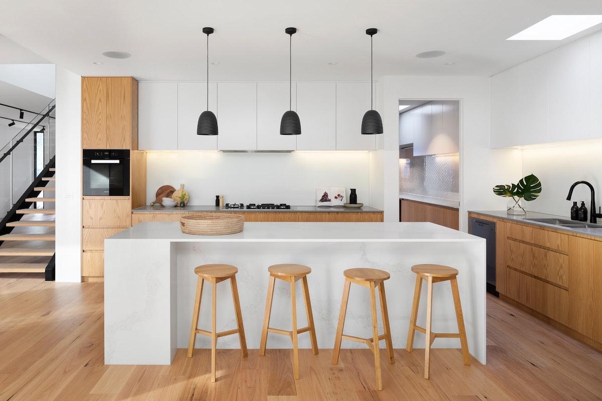 Kitchen Color Trends in 20   CAANdesign.com   architecture blog