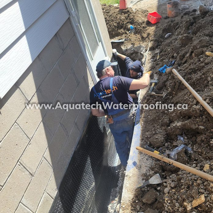 How To Stop Water From Seeping Through Basement Walls