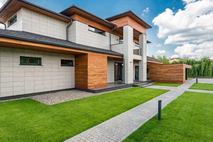 6 Ways To Achieve A Modern Home Exterior